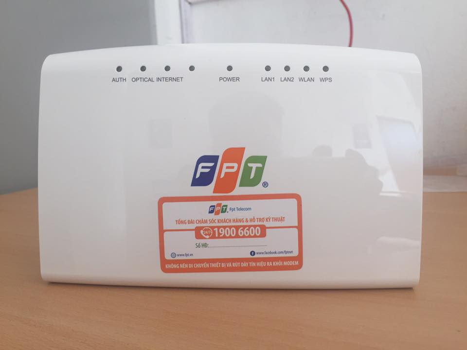 Modem-WiFi-FPT