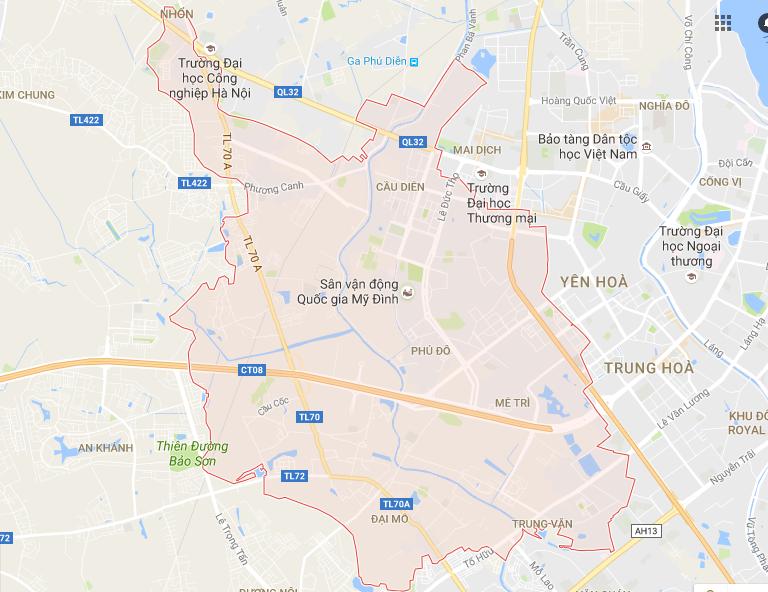 Quận Nam Từ Liêm , Hà Nội